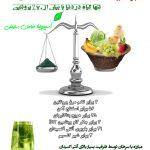 پودر خوراکی جلبک اسپیرولینا