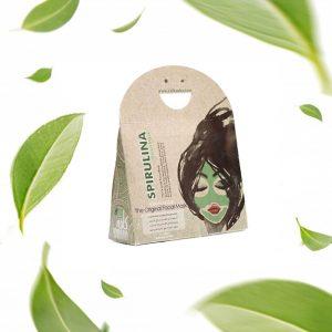 ماسک جلبک پودری