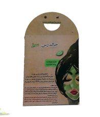 ماسک خاک رس سبز