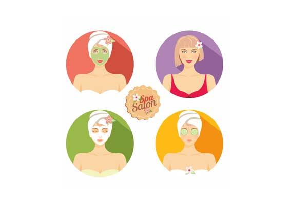 ماسک خانگی پوست 1