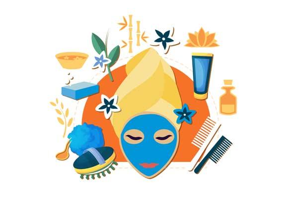 ماسک خانگی پوست