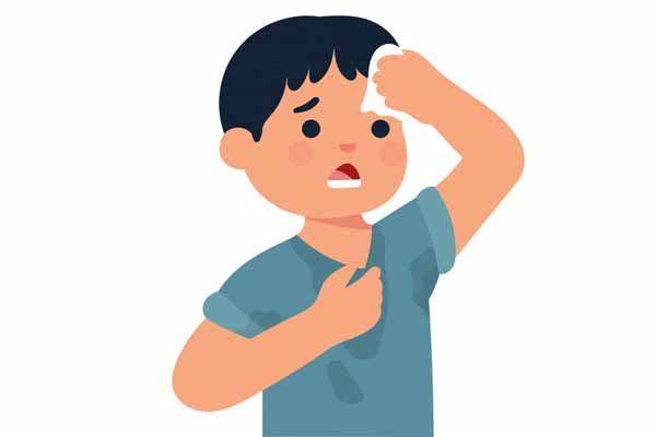 رفع بوی بد بدن و زیر بغل