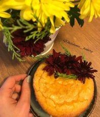 کیک کدو حلوایی کتویی (مخصوص اصفهان)