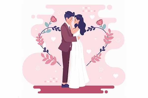مزاج شناسی و ازدواج