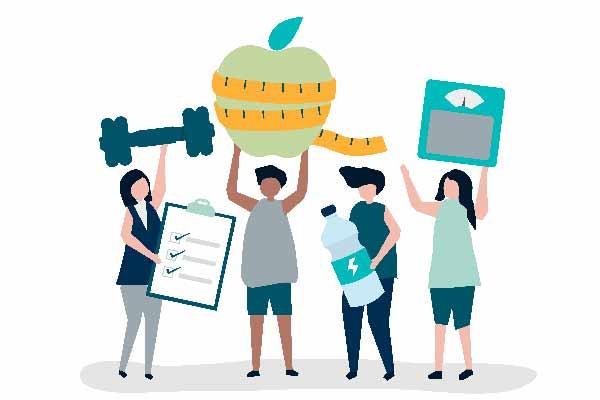 کالری و راه های کاهش وزن