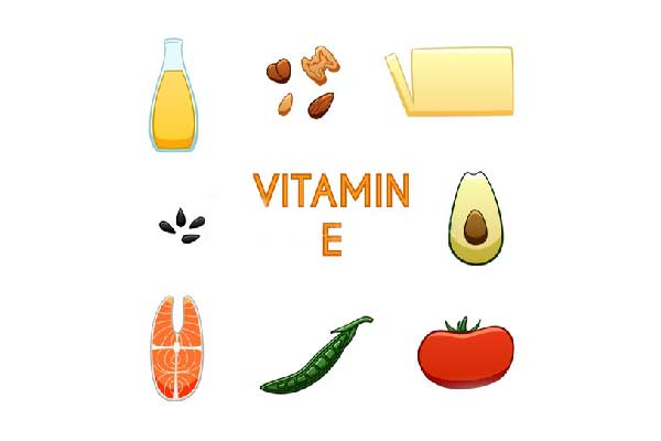خواص ویتامین E