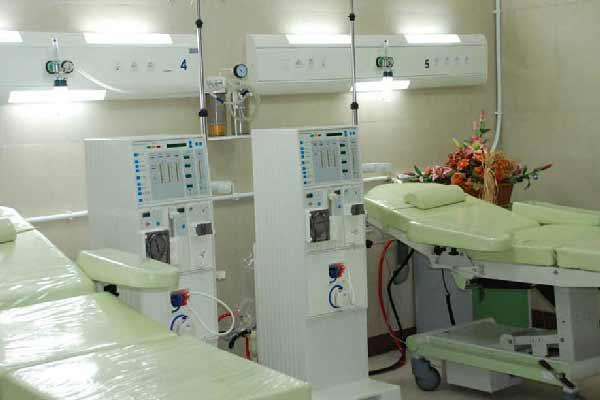 بیمارستان برتر در تعداد پذیرش بیماران کرونا