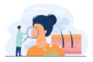 تشخیص آنلاین نوع پوست