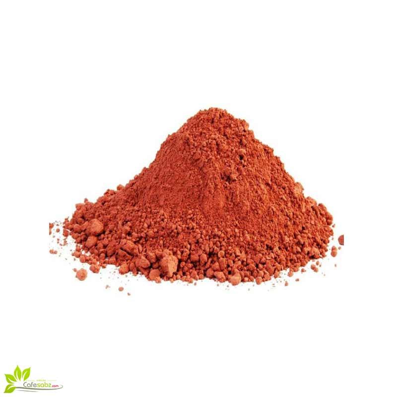 خاک رس قرمز (فله ای)