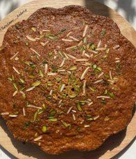 کیک باقلوایی کتویی (مخصوص اصفهان)1
